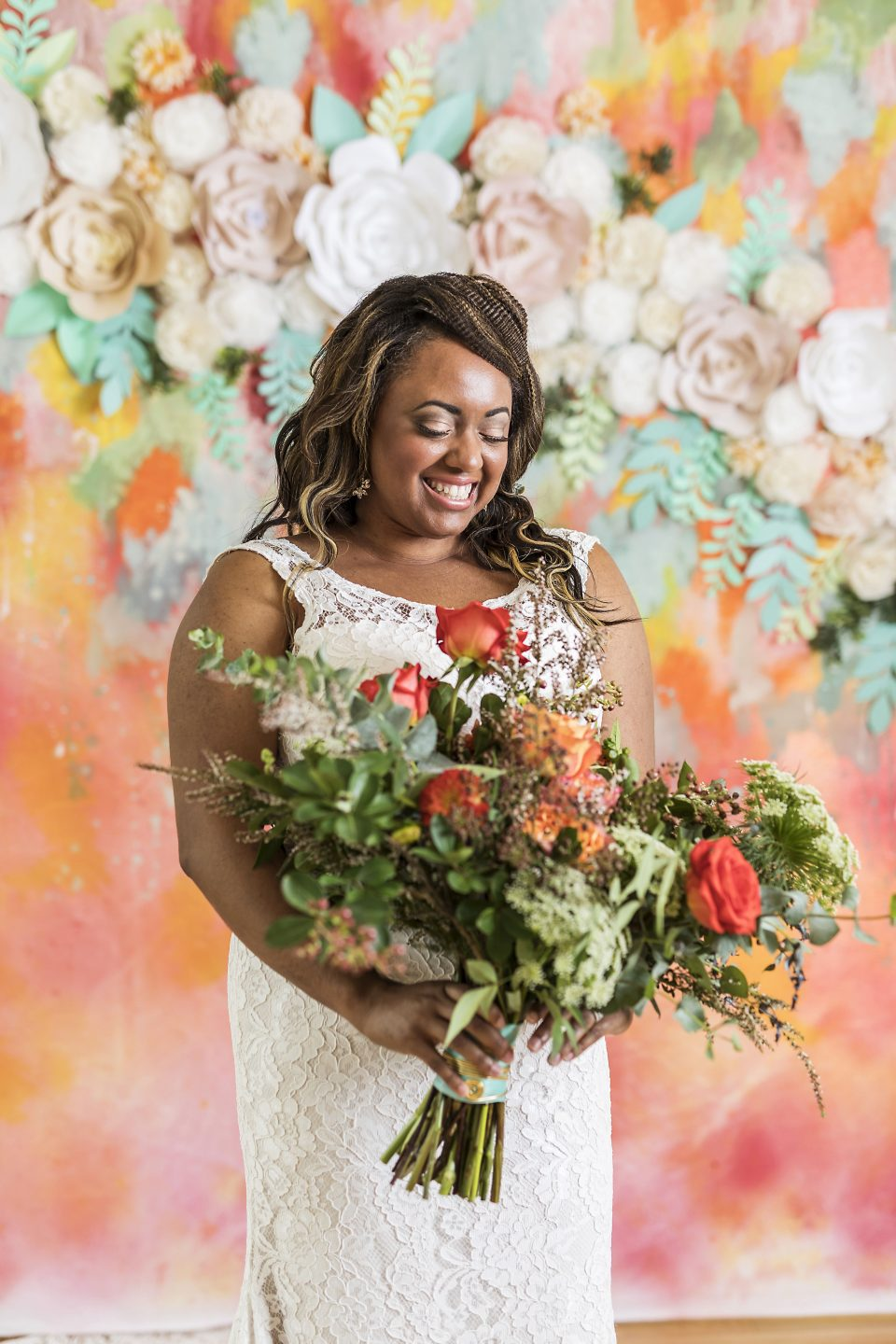 Milk & Honey Fashion Feature in Coastal Virginia Bride