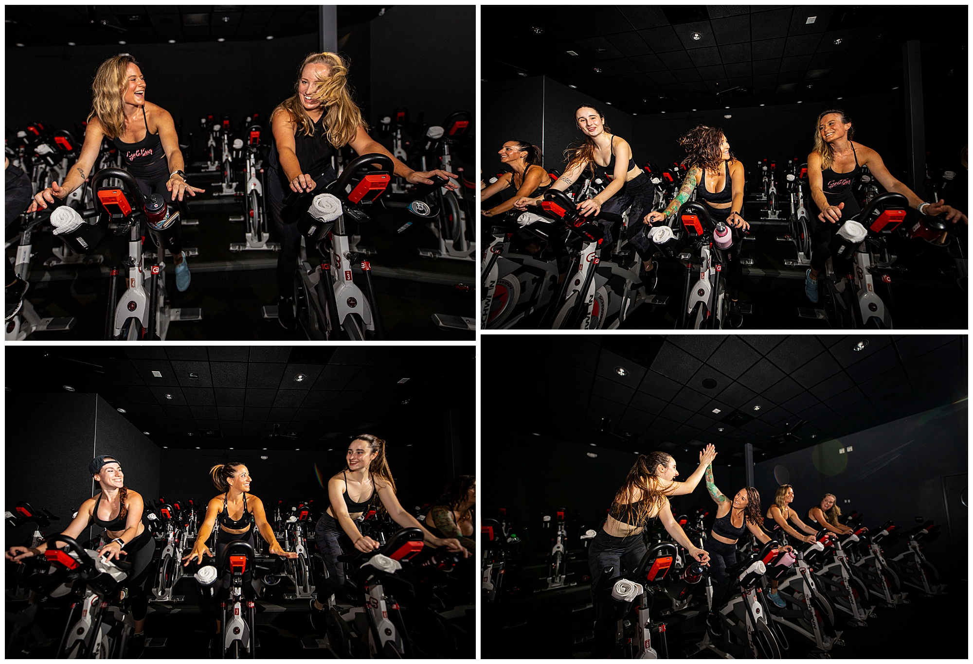 cyclebar red mill, spin class virginia beach, content photography virginia beach