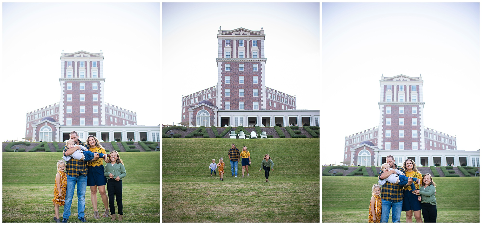 cavalier hotel, misty saves the day, virginia beach family photos