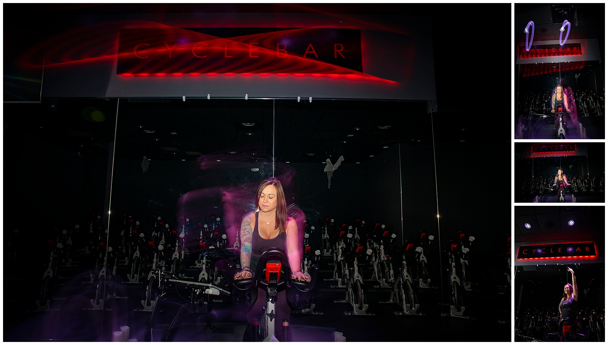 cyclebar red mill, misty saves the day, cyclebar, fitness pictures virginia beach