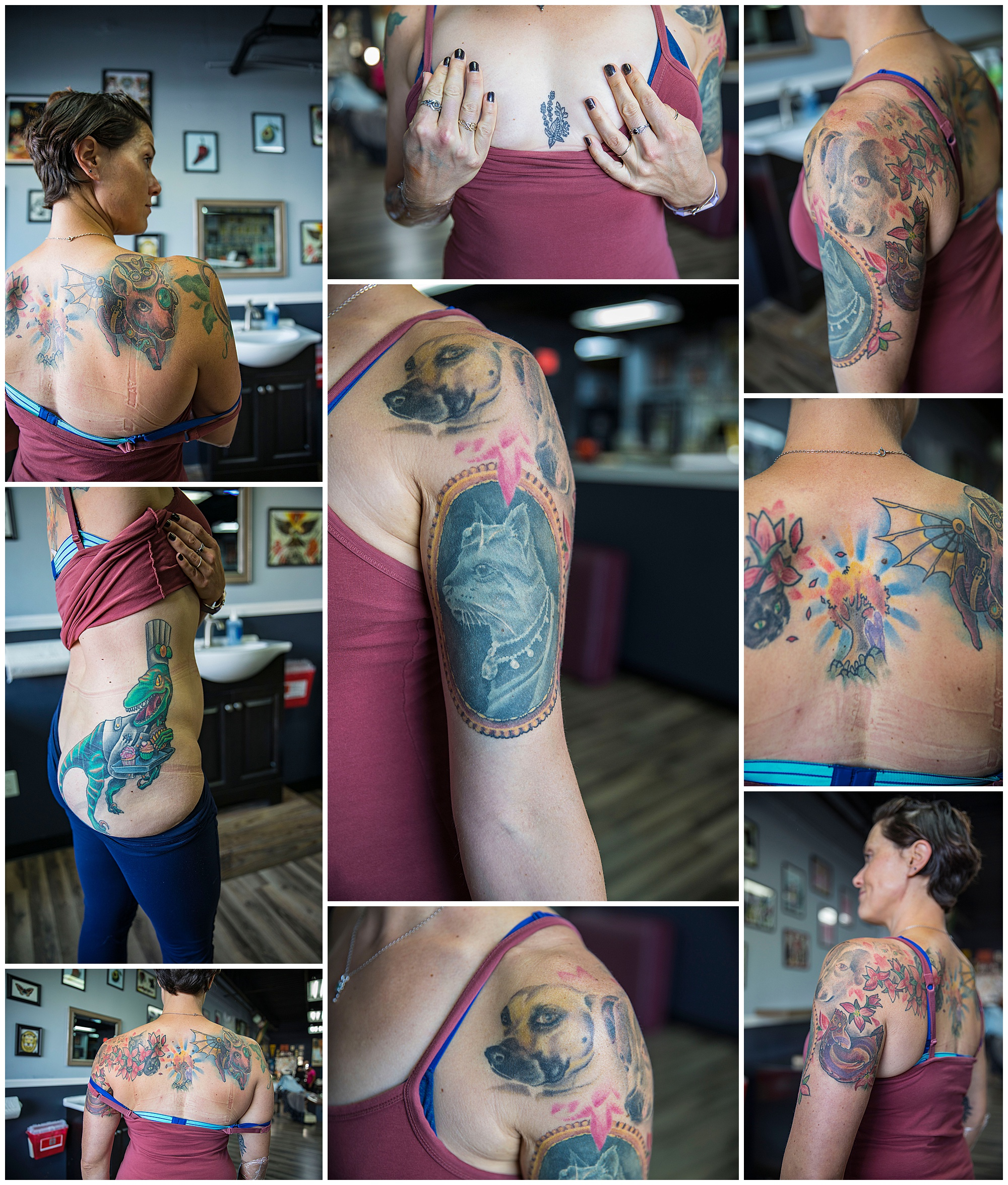 sierra sunshine, norfolk tattoo artist, tattoo artists in norfolk virginia, great tattoos in hampton roads