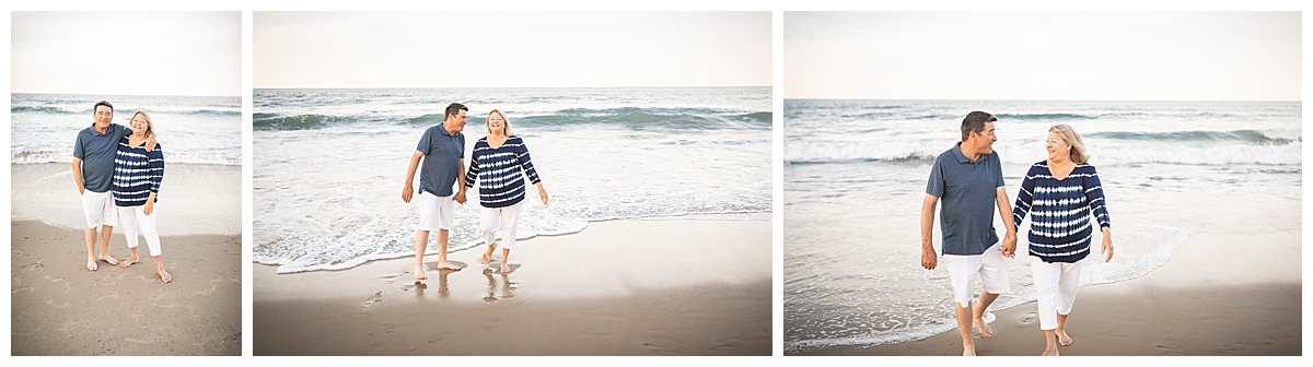 Beachside Family Pictures